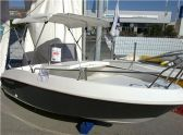 Seacode Sea craft 15 40cv 4t Estreno